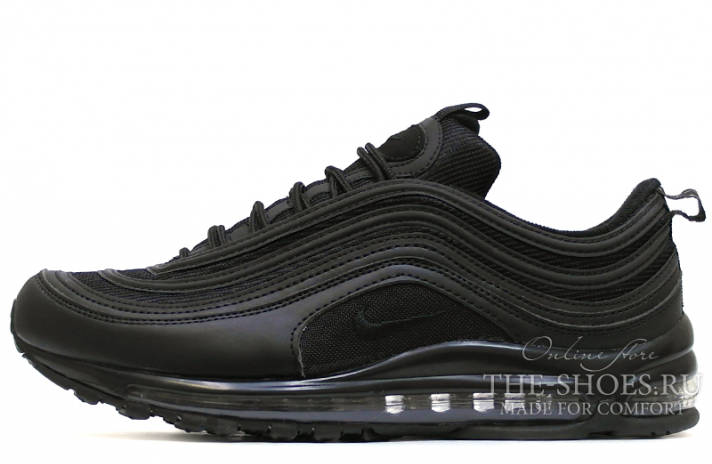 02a2e31fdfbf Купить Nike Air Max 97 Black Top - черные