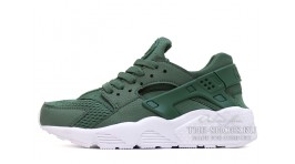 Nike Air Huarache Green cane зеленые