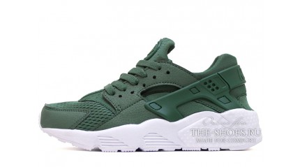 Nike Air Huarache Green cane