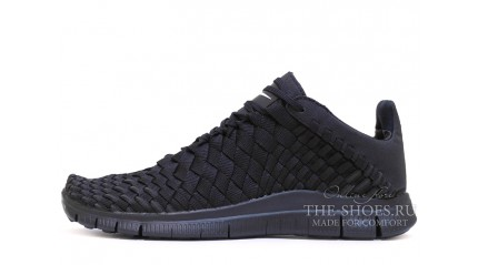 Nike Free Run Inneva Woven 5.0 Sp black cane