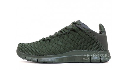 Free Run КРОССОВКИ МУЖСКИЕ<br/> NIKE FREE RUN INNEVA WOVEN SP DARK LODEN