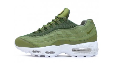 Air Max 95 КРОССОВКИ МУЖСКИЕ<br/> NIKE AIR MAX 95 STUSSY X OLIVE GREEN