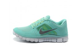 Nike Free Run 5.0 Fresh Mint White бирюзово-мятные