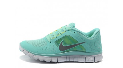 Nike Free Run 5.0 Fresh Mint White