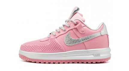 Nike Lunar Force 1 DUCKBOOT Low Pink Gale
