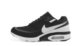 Nike Air Max BW Black White черные