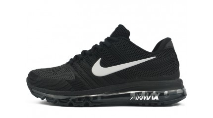 Air Max 2017 КРОССОВКИ МУЖСКИЕ<br/> NIKE AIR MAX 2017 KPU BLACK FULL