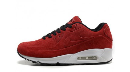 Air Max 90 КРОССОВКИ ЖЕНСКИЕ<br/> NIKE AIR MAX 90 VT FURY RED BLACK