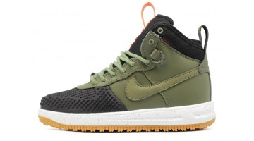Кроссовки Мужские Nike Lunar Force 1 DUCKBOOT Loden Green