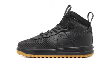 Nike Lunar Force 1 DUCKBOOT Anthracite Black