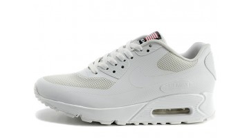 Кроссовки женские Nike Air Max 90 Hyperfuse Pure White