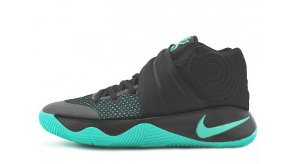 Nike Kyrie 2 Green Glow Black
