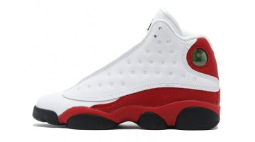 Кроссовки мужские Nike Air Jordan 13 Chicago Team Red White