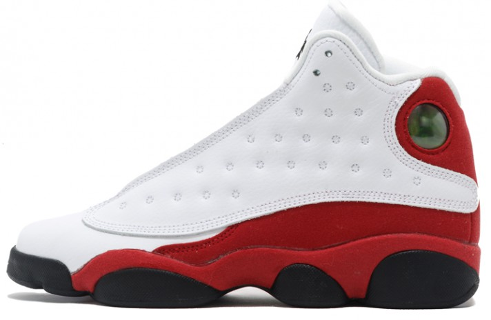 388623aeffba Купить Nike Air Jordan 13 (XIII) Chicago Team Red White - белые ...