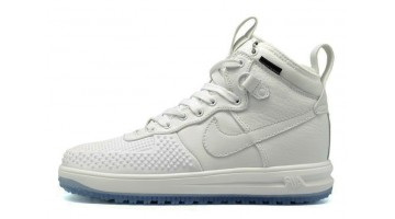 Кроссовки Мужские Nike Lunar Force 1 DUCKBOOT White Pure