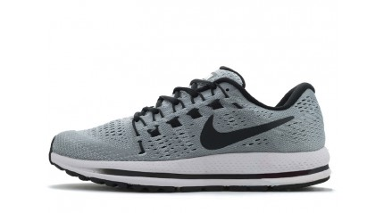 Zoom КРОССОВКИ МУЖСКИЕ<br/> NIKE AIR ZOOM VOMERO 12 GRAY WOLF