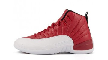 Кроссовки мужские Nike Air Jordan 12 OG Varsity Red White