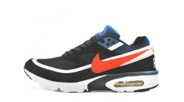 Nike Air Max BW Olympic Black Blue Deep черные