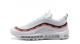 Nike Air Max 97 Undefeated x White белые