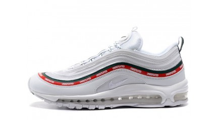 Air Max 97 КРОССОВКИ МУЖСКИЕ<br/> NIKE AIR MAX 97 UNDEFEATED X WHITE
