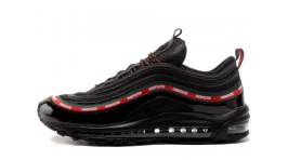 Nike Air Max 97 Undefeated x Black черные