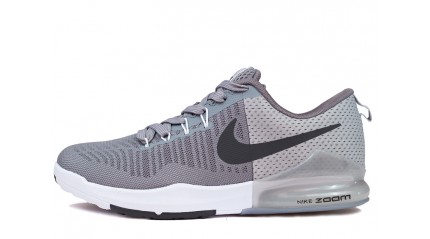 Zoom КРОССОВКИ МУЖСКИЕ<br/> NIKE AIR ZOOM TRAINING WOLF GRAY