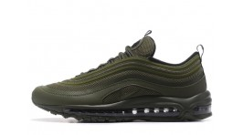 Nike Air Max 97 Army Green зеленые