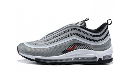 Air Max 97 КРОССОВКИ МУЖСКИЕ<br/> NIKE AIR MAX 97 ULTRA METALLIC SILVER GRAY