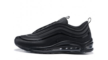 Air Max 97 КРОССОВКИ МУЖСКИЕ<br/> NIKE AIR MAX 97 ULTRA BLACK FULL