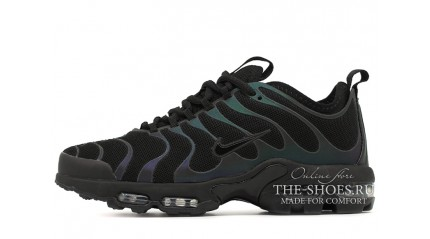 Air Max TN Plus КРОССОВКИ МУЖСКИЕ<br/> NIKE AIR MAX TN PLUS ULTRA BLACK ANTHRACITE