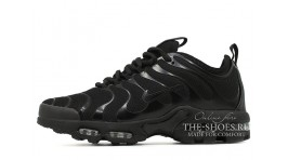 Nike Air Max TN Plus Ultra Black Top черные