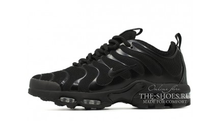 Nike Air Max TN Plus Ultra Black Top