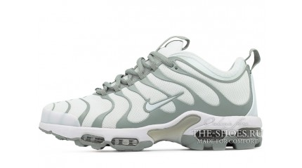 Air Max TN Plus КРОССОВКИ МУЖСКИЕ<br/> NIKE AIR MAX TN PLUS ULTRA WHITE GRAY