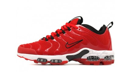Nike Air Max TN Plus Ultra red black