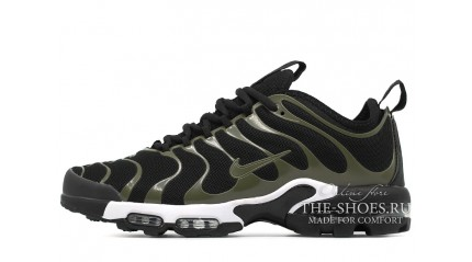 Air Max TN Plus КРОССОВКИ МУЖСКИЕ<br/> NIKE AIR MAX TN PLUS ULTRA BLACK GREEN
