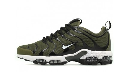 Air Max TN Plus КРОССОВКИ МУЖСКИЕ<br/> NIKE AIR MAX TN PLUS ULTRA GREEN BLACK