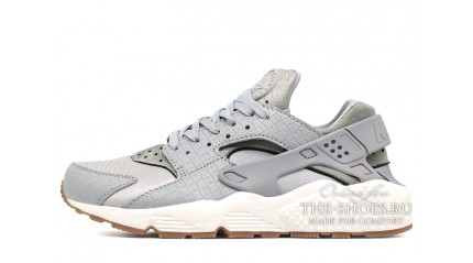 Nike Air Huarache Wolf Grey Glaze Sail