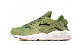 Nike Air Huarache Green Glaze Palm Legion зеленые