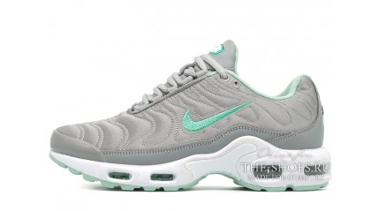 Air Max TN Plus КРОССОВКИ ЖЕНСКИЕ<br/> NIKE AIR MAX TN PLUS GRAY WOLF MINT