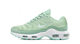 Nike Air Max TN Plus Satin Pack Enamel Green бирюзово-мятные