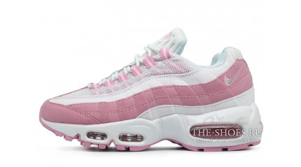 Air Max 95 КРОССОВКИ ЖЕНСКИЕ<br/> NIKE AIR MAX 95 PINK WHITE