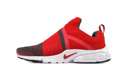 Air Presto КРОССОВКИ МУЖСКИЕ<br/> NIKE AIR PRESTO EXTREME TD HOT RED BLACK