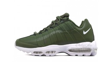 Кроссовки Мужские Nike Air Max 95 Ultra Essential Cargo Khaki