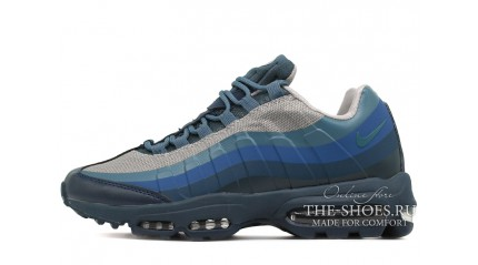 Air Max 95 КРОССОВКИ МУЖСКИЕ<br/> NIKE AIR MAX 95 ULTRA ESSENTIAL ARMOURY NAVY