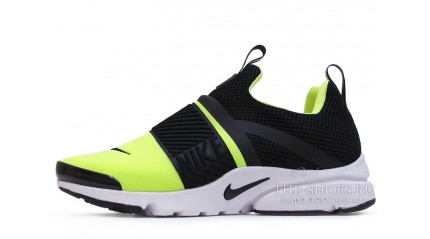 Air Presto КРОССОВКИ МУЖСКИЕ<br/> NIKE AIR PRESTO EXTREME TD GREEN LIME BLACK
