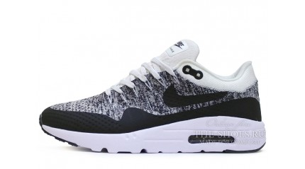 Nike Air Max 87 Ultra Flyknit Gray White