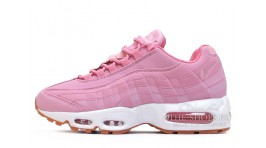 Nike Air Max 95 Premium Pink Oxford розовые