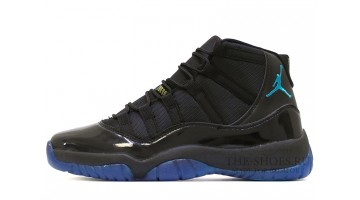 Кроссовки мужские Nike Air Jordan 11 High Gamma Blue Black