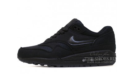 Nike Air Max 87 Black Top