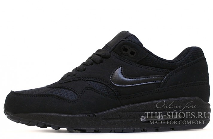 Кроссовки Nike Air Max 87 Black Top